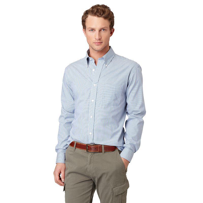 Cotton Down Collar Shirt Kohl 39 S