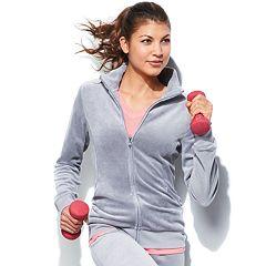 Women's Tek Gear¨ Velour Jacket