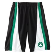 Boston Celtics Zipway Dukes Shorts - Boys 8-20