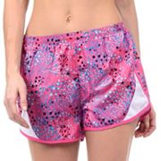 Jockey Sport Splatter Performance Running Shorts