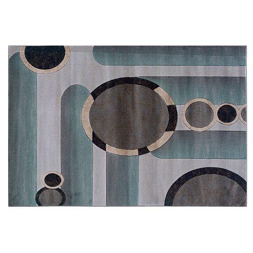 Linon Milan Geometric Rug - 1'10'' x 2'10''