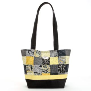 Donna Sharp Quilted Patchwork Tote
