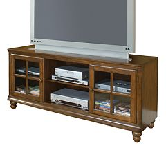 Hillsdale Furniture Grand Bay 61 in Entertainment Center