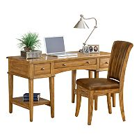 Hillsdale Furniture 2 pc Gresham Desk & Chair Set