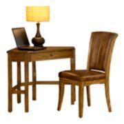 Hillsdale Furniture 2-pc. Solano Desk & Chair Set