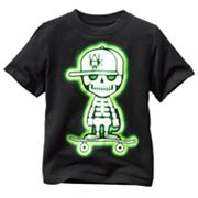 Tony Hawk X-Ray Glow-in-the-Dark Tee - Boys 4-7x