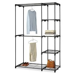 Whitmor Double-Rod Closet