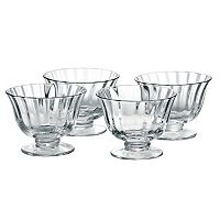 Artland Aspen 4 pc Coupe Glass Set