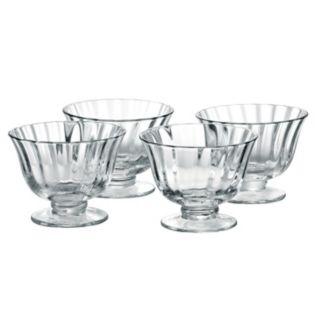 Artland Aspen 4-pc. Coupe Glass Set
