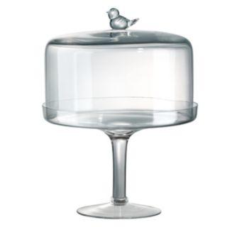 Artland Songbird 8-in. Cake Dome Set