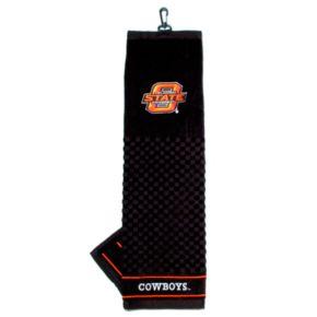 Team Golf Oklahoma State Cowboys Embroidered Towel