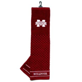 Team Golf Mississippi State Bulldogs Embroidered Towel