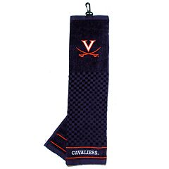 Team Golf Virginia Cavaliers Embroidered Towel