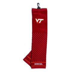 Team Golf Virginia Tech Hokies Embroidered Towel