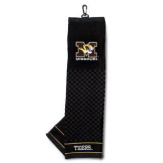 Team Golf Missouri Tigers Embroidered Towel