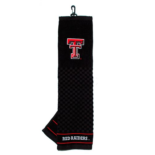 Team Golf Texas Tech Red Raiders Embroidered Towel
