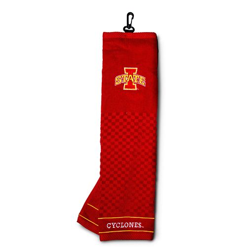 Team Golf Iowa State Cyclones Embroidered Towel