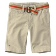 Eddie Bauer Solid Chino Shorts - Boys 4-7
