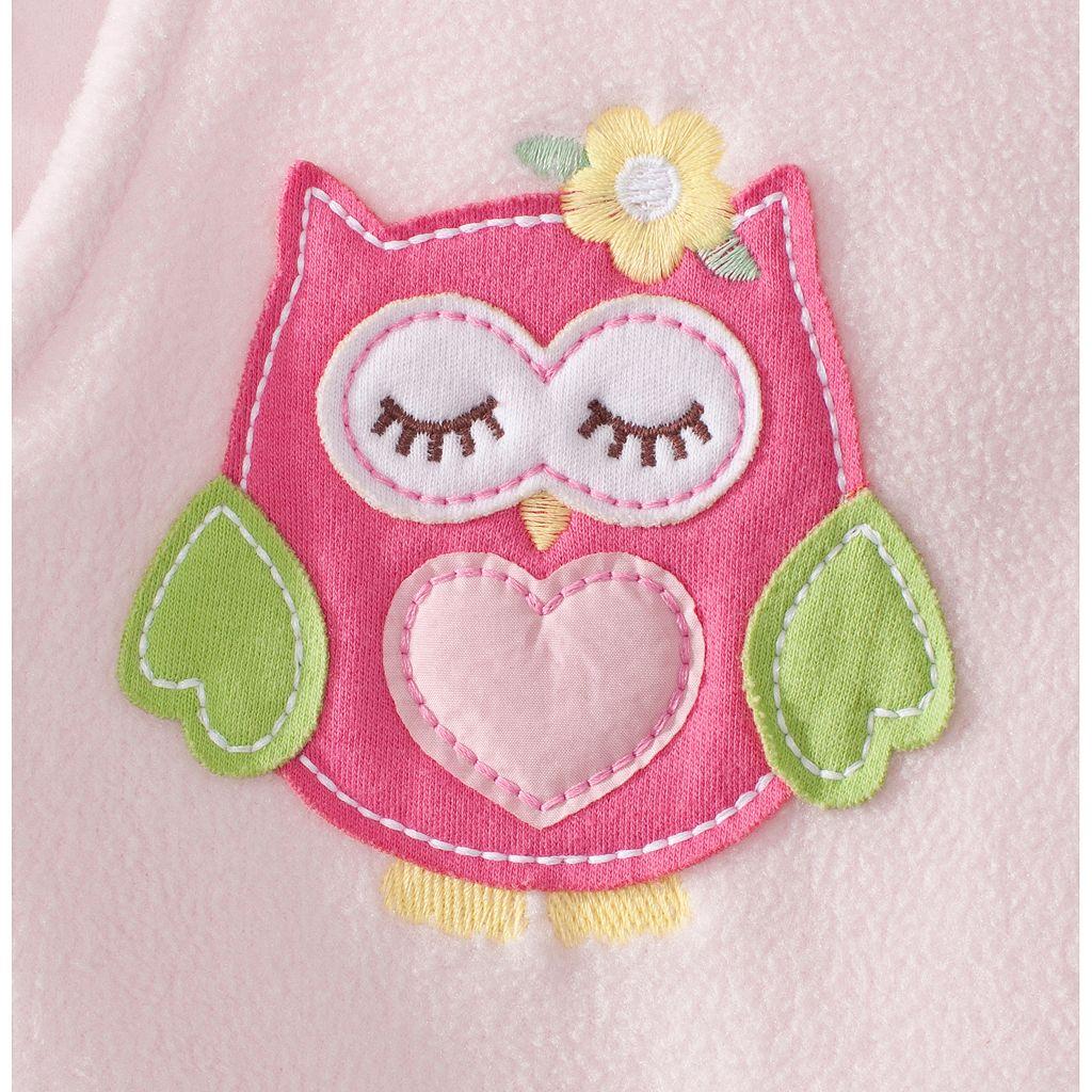 HALO Owl Early Walker SleepSack Wearable Blanket - Baby