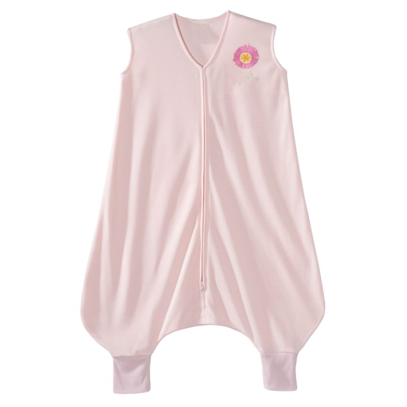 HALO Flower Early Walker SleepSack Wearable Blanket - Baby, Infant Girl's, Size: 12-18 MONTH, Pink