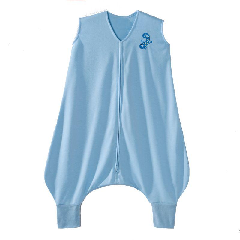 HALO Gecko Early Walker SleepSack Wearable Blanket - Baby, Infant Boy's, Size: 12-18 MONTH, Blue