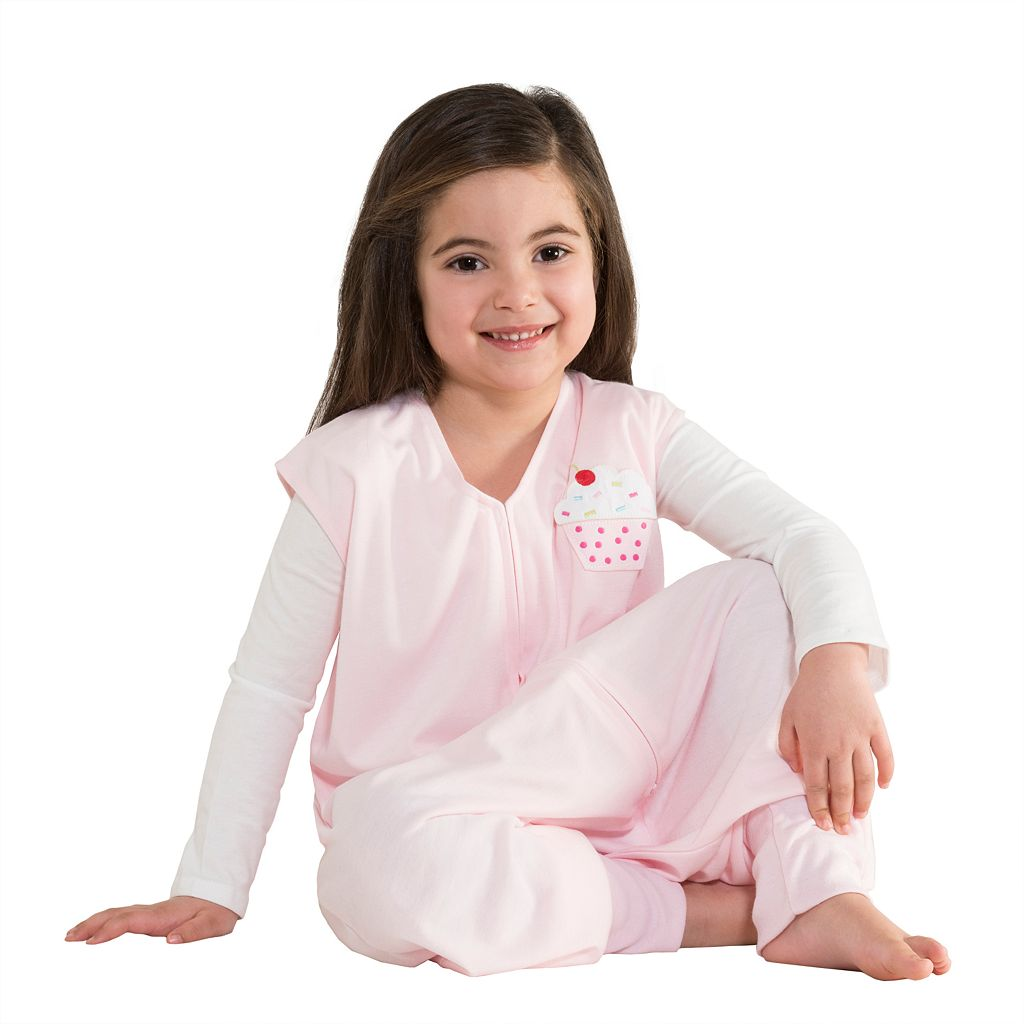 HALO Cupcake Big Kids SleepSack Wearable Blanket - Toddler