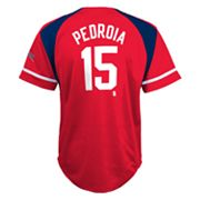 adidas Boston Red Sox Dustin Pedroia Jersey - Boys 4-7