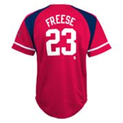 adidas St. Louis Cardinals David Freese Jersey - Boys 4-7