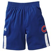 adidas Chicago Cubs Active Shorts - Boys 4-7