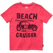 Carter's Beach Cruiser Neon Tee - Toddler