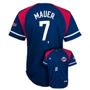 adidas Minnesota Twins Joe Mauer Jersey - Boys 4-7