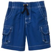 Carter's Ripstop Cargo Shorts - Toddler