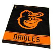 Team Golf Baltimore Orioles Woven Towel