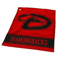 Team Golf Arizona Diamondbacks Woven Towel