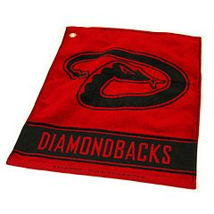 Team Golf Arizona Diamondbacks Woven Towel