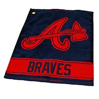 Team Golf Atlanta Braves Woven Towel