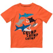 Carter's Shark Tee - Toddler