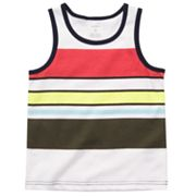 Carter's Striped Tank - Toddler