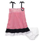 OshKosh B'gosh Striped Smocked Sundress - Baby