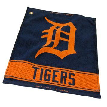 Team Golf Detroit Tigers Woven Towel