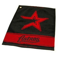 Team Golf Houston Astros Woven Towel
