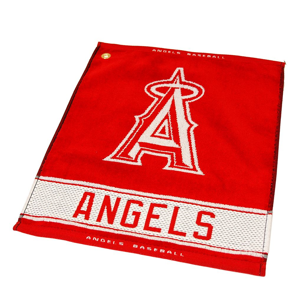 Team Golf Los Angeles Angels of Anaheim Woven Towel