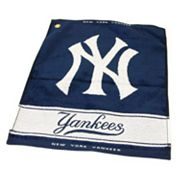 Team Golf New York Yankees Woven Towel