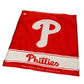 Team Golf Philadelphia Phillies Woven Towel