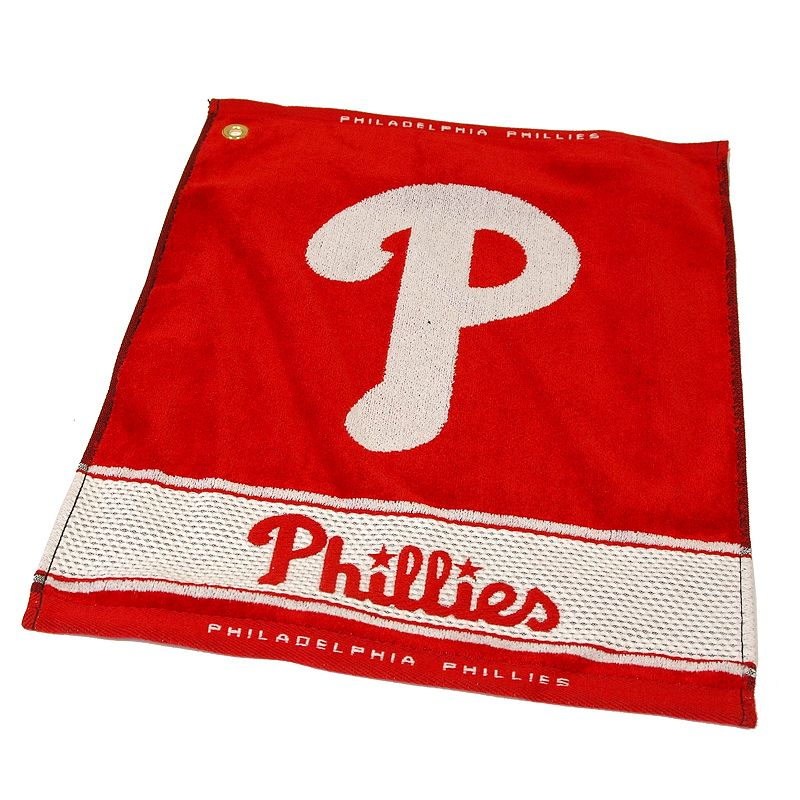 Team Golf Philadelphia Phillies Woven Towel