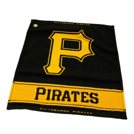 Team Golf Pittsburgh Pirates Woven Towel
