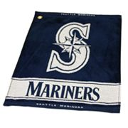 Team Golf Seattle Mariners Woven Towel