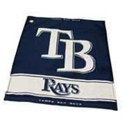 Team Golf Tampa Bay Rays Woven Towel