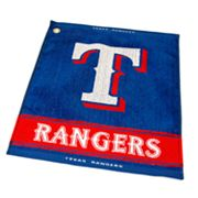 Team Golf Texas Rangers Woven Towel