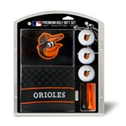 Team Golf Baltimore Orioles Embroidered Towel Gift Set